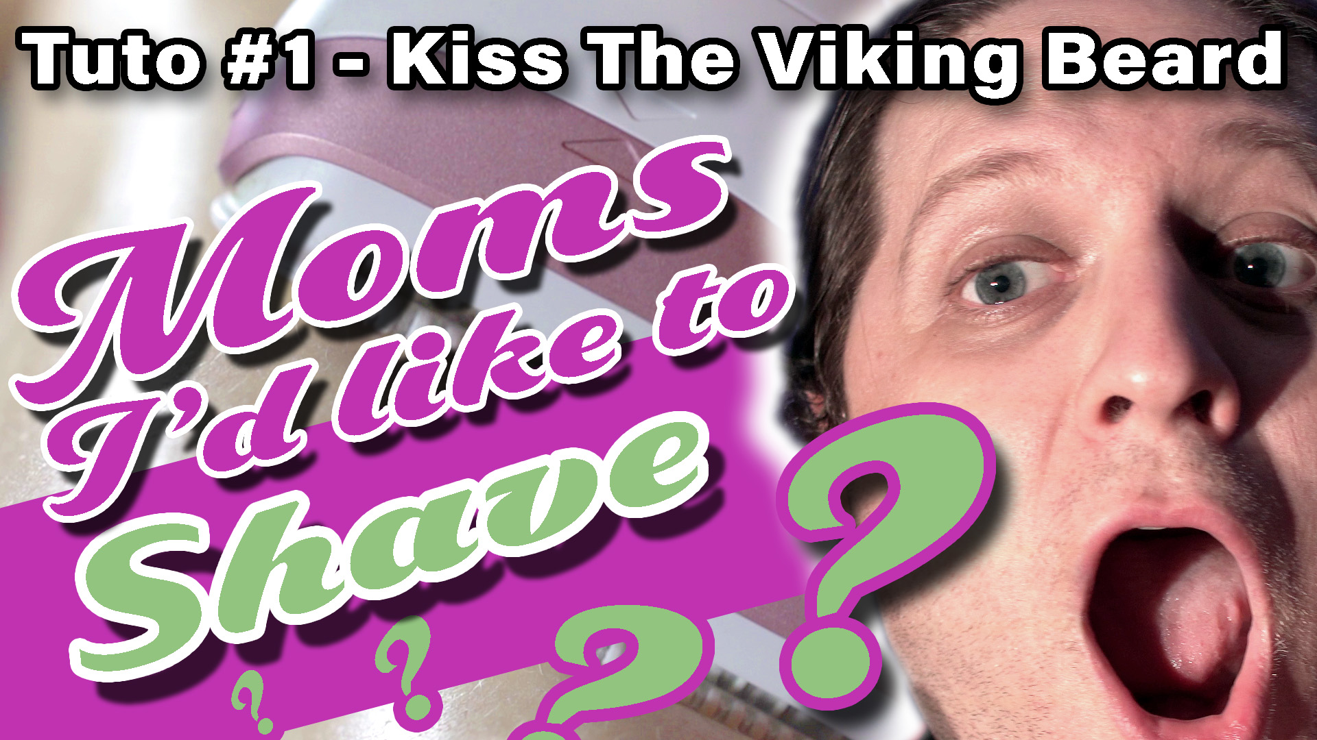 Kiss The Viking Beard